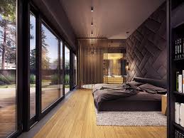 Gray And Wood Design