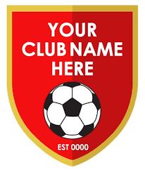 Soccer Logo Maker Make Your Own Football Team Logo 8020 Excellent A Badge Top