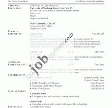 Tips To Write A Good Resume Resume Template
