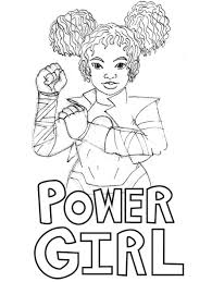 Female Superhero Coloring Pages Empowering Female Superheroes Coloring Pages Mlkshk Summer