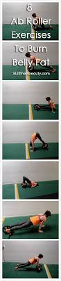 8 Advanced Ab Roller Exercises To Burn Belly Fat 365