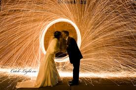 winter wedding light painting was taken by danny turcotte jr a freelance and wedding photographer based out of north bay ontario and owner of catch light