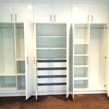 getting a customized look with wardrobe bedroom