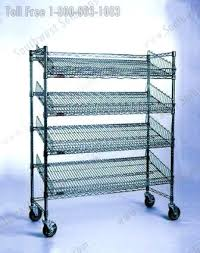 shelves on wheels tilted shelving on wheels mobile tilted shelving on wheels mobile shelves with wheels shelves on wheels