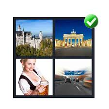 4 pics 1 word 7 letters Germany