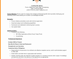 Resume Examples For Caregivers Caregiver Resume Samples Unique Massage Therapy Examples Of 38