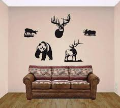 Small Picture Nursery Animal Wall Decals Ideas