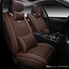 high quality special leather car seat covers for ssangyong korando actyon rexton chairman kyron car accessories car styling infant car seat liner infant car