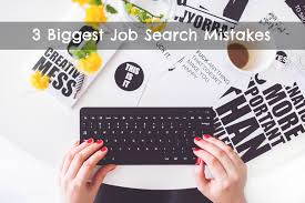 3 costly job search mistakes and how to avoid them aftercollege