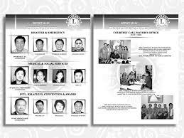 Souvenir Book Template Souvenir Program Template 100 Souvenir Book Template Make Photo
