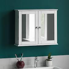 priano bathroom mirror wall cabinet