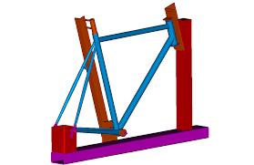 frame build jig