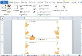 Free Thanksgiving Templates For Word Thanksgiving Template Word Musacreative Co