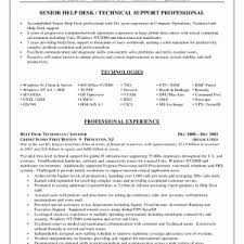 cover letter template for technical support specialist resume