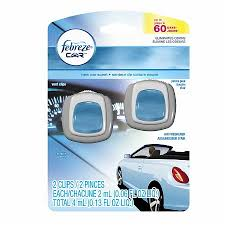new car total release odor eliminatorFebreze Car Vent Clips Air Freshener New Car  Walgreens
