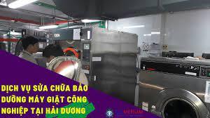 Dịch vụ sửa chữa bảo dưỡng máy giặt công nghiệp tại Hải Dương - Máy Giặt  Công Nghiệp