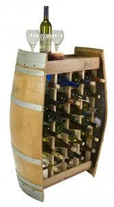 Image Oak Sterling Wine Online Wine Barrel Wine Rack 24 Bottles