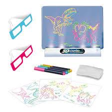 Kids Light Board Buy Magic Pad For Kids Light Up 3d Light Up Drawing Board