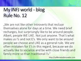 best extroverted introvert ideas introvert best infj self description i have so far blog