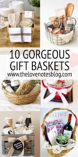 How To Make Hampers For Christmas Gifts