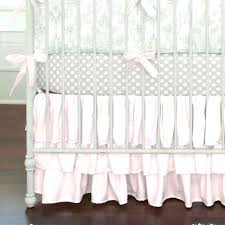 best designer baby bedding images on from girl crib skirt fl baby girl