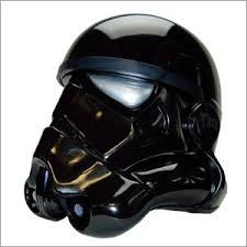 shadow stormtrooper helmet may be only star wars item on ebay with