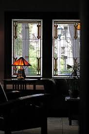 craftsman living room by morava glass studio
