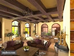 Tuscan Home Interiors Set New Decorating