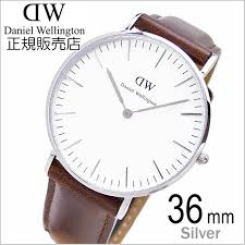 bell field rakuten global market daniel wellington daniel daniel wellington daniel wellington watch bristol silver men women 36 mm leather belt daniel wellington