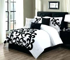 black and white comforter black and white bed spreads black and white full comforter medium size black and white comforter