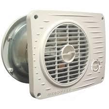 suncourt 8 in hardwired through wall fan