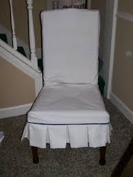 linen slipcovers parsons chairs chairs seating white slipcovered dining room chairs