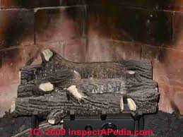 asbestos fire log c daniel friedman asbestos fireplaces