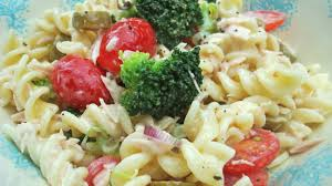 Tuna and Veggie Pasta Salad Recipe