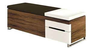 modern storage ottoman. Modern Storage Ottoman Beautiful Bench Coffee Table Inside