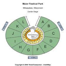 Summerfest Grounds At Henry Maier Festival Park Tickets
