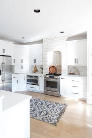 Tulsa Remodel Reveal Modern White Farmhouse Kitchen Ideas White