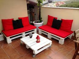 furniture made with wood pallets. wooden pallet terrace furniture made with wood pallets