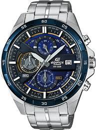 Купить <b>часы CASIO EFR</b>-<b>556DB</b>-<b>2A</b> по цене 11990 рублей в Time ...