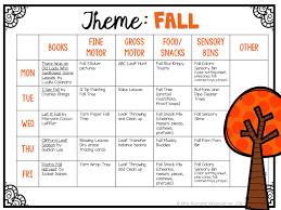 Fall Lesson Plans For Toddlers Mrs Plemons Kindergarten Preschool Read Alouds Pinterest