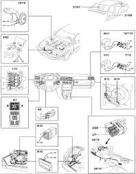 my 1996 volvo 960 is having problems the alarm system wiring diagram