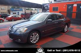 used 2008 infiniti m45 in jersey city new jersey zettes auto mall jersey