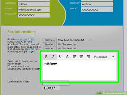 Document Fax 3 Ways To Email To Fax Wikihow