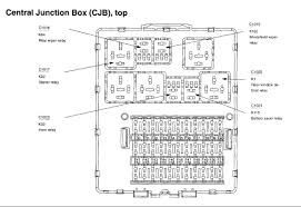 my rear defroster does not work on a 2002 ford focus zx5 i have 2001 ford focus fuse box diagram at 2002 Ford Focus Fuse Box Location