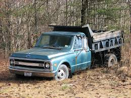 1969 CHEVY DUMP TRUCK IN FEB 2010 | Nice old truck. | RICHIE W ...
