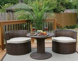 patio furniture for small spaces. small patio set modern outdoor furniture for spaces sets