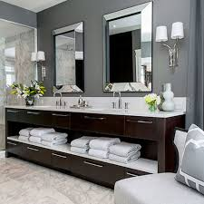 Dark bathroom vanity Bathroom Cabinets Dark Wood Bathroom Vanity Amazing 52 Contemporary Ideas Trendecor Co With Regard To 14 Winduprocketappscom Dark Wood Bathroom Vanity Elegant Educonf In 11 Winduprocketapps
