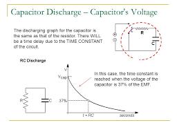 17 capacitor discharge