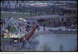 There will be thrills, splashes & more at canada's wonderland. Canada S Wonderland Opening Year Vintage Photographs