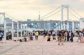 أودايبا، مدينة من المستقبل - طوكيو - Japan Travel